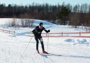 Liisa Anttila oli kolmas ja on yksi suosikeista SM-erikoispitkällä.