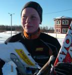 Sonja Mörsky aloitti Lumirastit voitolla